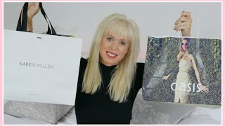 Huge Autumn Fashion Haul! | Growing Old Disgracefully