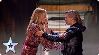 Yikes. The Haunting Gets Even More Terrifying | Semi-finals | Bgt 2019