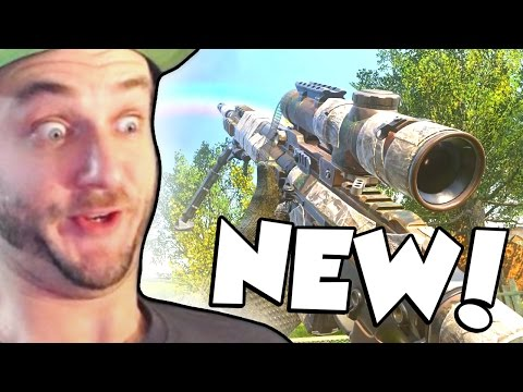 NEW SNIPER! (Call of Duty: Modern Warfare Remastered D-25S)