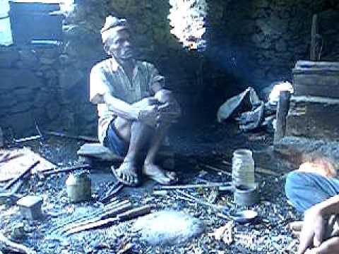 Nepali Blacksmith Part 3: heat treating sickles