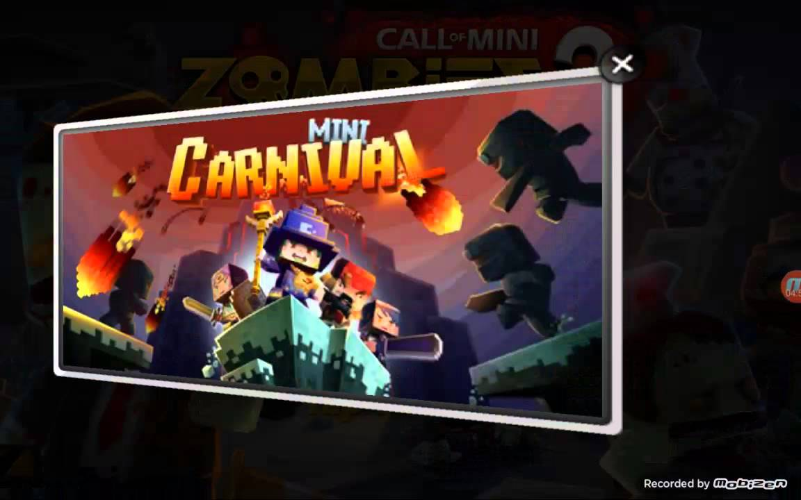 call of mini zombies 2 unlimited money and crystals apk download