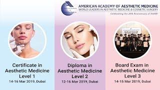 Board Certification In Aesthetic Medicine
