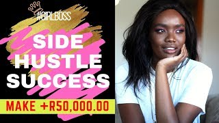 HOW TO START A SUCCESSFUL SIDE HUSTLE IN 2019