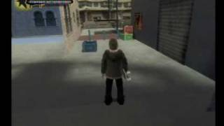 Tony Hawk's Underground 2 Secret Areas *PART 1*