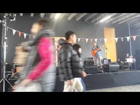Malcolm Lakitani - Billie Jean, Michael Jackson cover, Auckland 2015