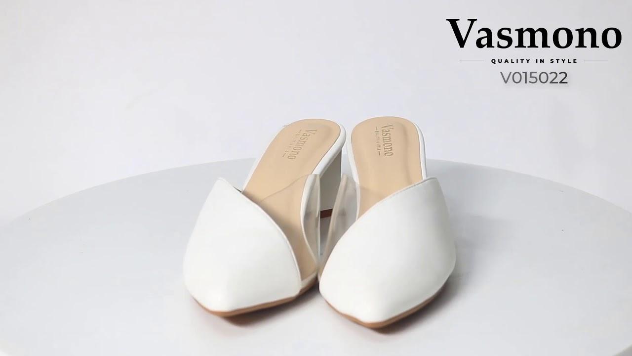 Guốc cao gót 5 phân thời trang da mềm|Xưởng Giày Nữ Fascom | Tóm tắt những tài liệu liên quan guoc nu thoi trang chính xác