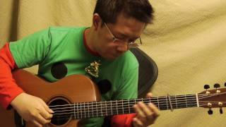Have Yourself a Merry Little Christmas (acoustic guitar solo)
