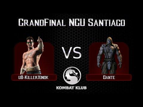 Grand Final NGU Santiago - uB-Killerxinok vs Dante