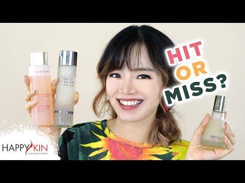 Review Tất Tần Tật Các Booster, Pre-Essence, Essence Đình Đám Nhất | Hit or Miss #4 | Happy Skin