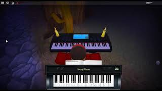 Pizza Theme - Spider-Man 2 by: Michael McCuistion, Lolita Ritmanis on a ROBLOX piano.