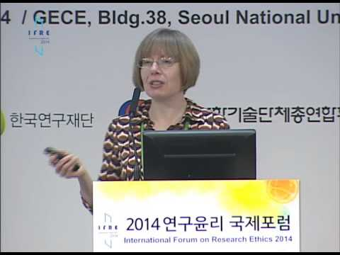 [IFRE 2014_Session 2_ Speech 17] Elizabeth Wager