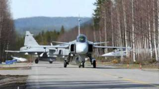 Swedish airforce / Flygvapnet