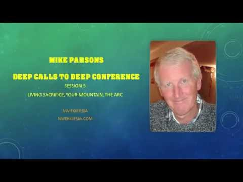 MIKE PARSONS -LIVING SACRIFICE/ARC OF THE COVENANT
