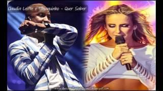 Claudia Leitte e Thiaguinho - Quer Saber ♪♫ (Lançamento 2013)