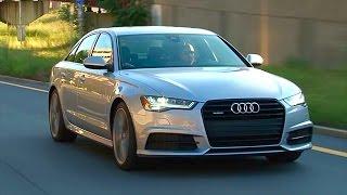 Audi A6 3.0T 2016 Review | TestDriveNow