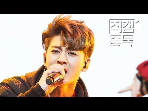 Fancam Song Yun Hyung of iKON아이콘 송윤형 WHAT'S WRONG왜 또 @M COUNTDOWN_160107 EP.88