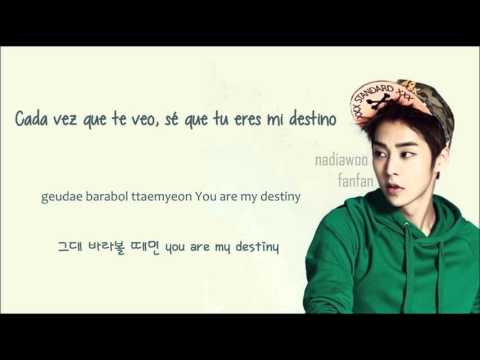 Xiumin - You Are The One [ Sub Español /Romanization/Hangul] (Falling for Dojeon OST)
