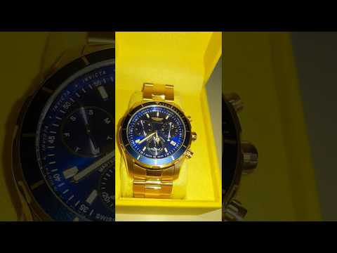 Invicta 26056 review swiss made pro diver.