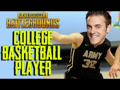 PUBG DUO with COLLEGE BASKETBALL PLAYER