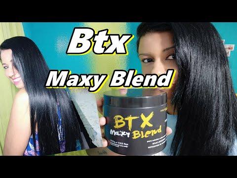 BTX Maxy Blend / Sem Formol