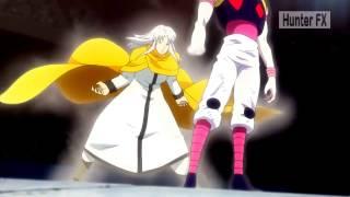 Hisoka vs Kastro [AMV]