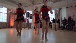 WH Dance Academy - Sabor Latinas - Reading Film Festival 2021
