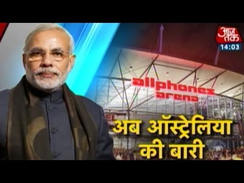 PM Modi Surpasses SRK In Booking Records At Sydney's Allphones Arena