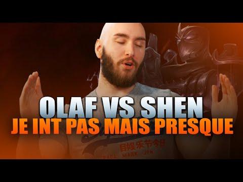 Vidéo d'Alderiate : ALDERIATE - OLAF VS SHEN - PRÉSAISON 11 - LA POTION DE CORRUPTION ME TROLL