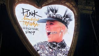 Pink Beautiful Trauma Tour Highlights Cardiff 2019