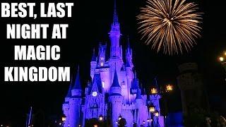 best last night at magic kingdom   walt disney world vacation september 2016 day 7 part 3