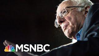 Bernie Sanders: Donald Trump Setting