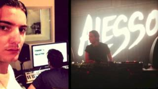 Calvin Harris vs. Avicii - Sweet Superlove Nothing (Alesso Remix)