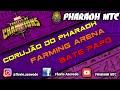 LIVE PHARAOH - CORUJÃO + FARMING ARENA + NOVIDADE + BATE PAPO🚫