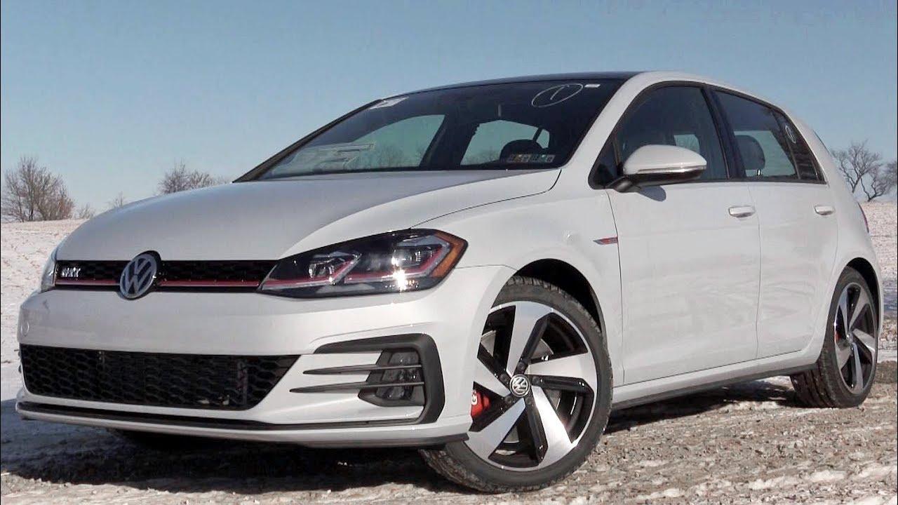 2018 Volkswagen Golf Gti Review