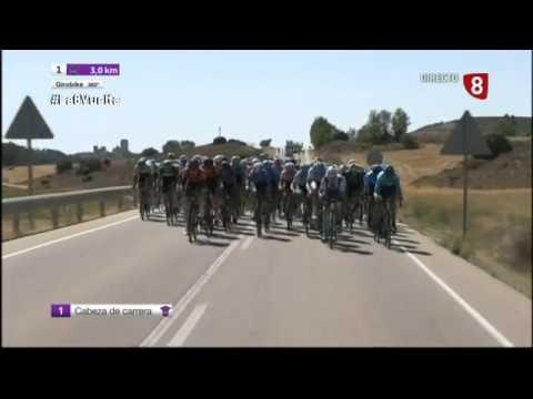 Vuelta a Burgos 2019 - 4ª Etapa - Atapuerca/Clunia - Últimos Kilómetros