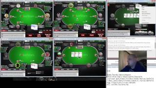 Plo5 & Plo10 Omaha Poker Training Video - Kyyberi 15.4. 2015