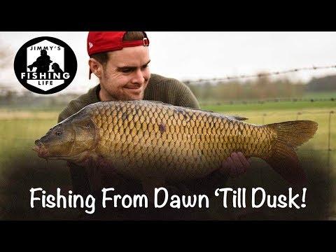 Fishing From Dawn 'Till Dusk