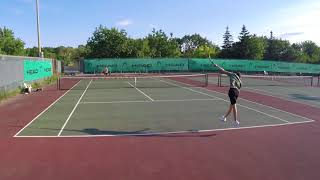 7/13/18 Tennis Highlights
