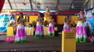Lạy Phật Quan Âm - Nhóm Múa Thiện Nguyện 11/20/2016