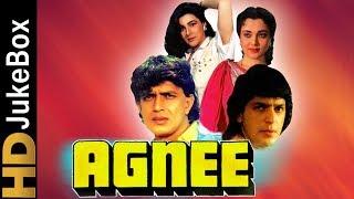 Agnee (1988) | Full Video Songs Jukebox | Mithun Chakraborty, Chunky Pandey, Amrita Singh, Mandakini