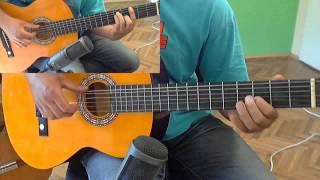 """""""Kralj ponoći"""" - Ana Bekuta - aranžman za dve gitare"""