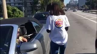 Toda-a-Prova - Burger King - Ação Semáforos - Porto - Novembro