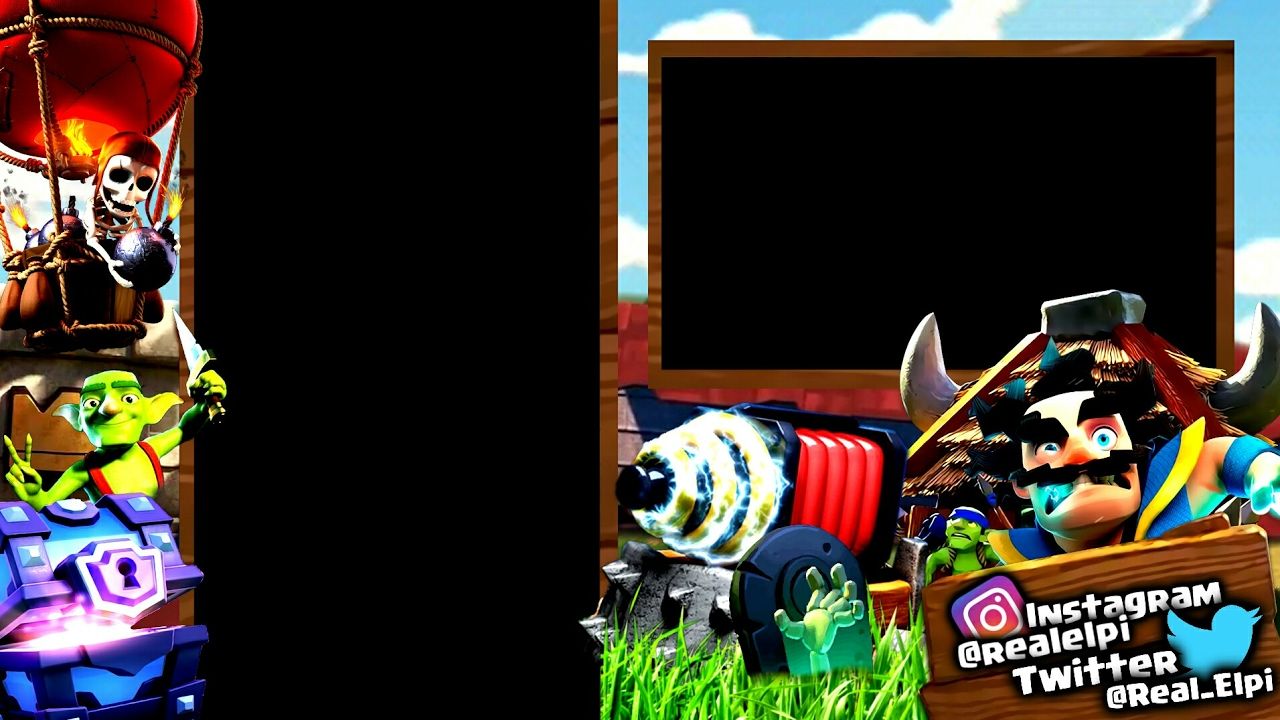 Clash Royale Overlay Speedart For Real Elpi Fanart My Best