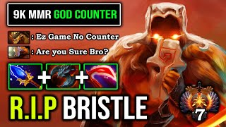 This is HOW a 9K Juggernaut Counter Raid Boss Bristle with Amazing Slash Attack + Armor Reduct DotA
