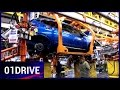 Opel Ampera-e : visite de l'usine General Motors !