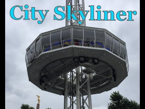 City Skyliner in Luxembourg