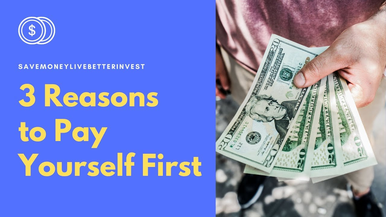 Pay Yourself First! (You Matter)
