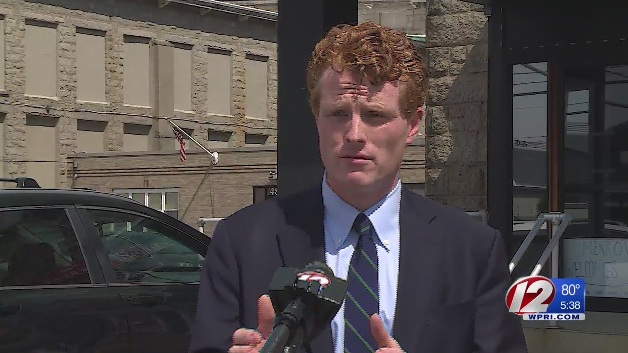 The Haunting of Joe Kennedy III