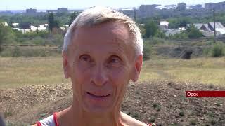 20082019 Орчанин отметил 65 летний юбилей на пробежке