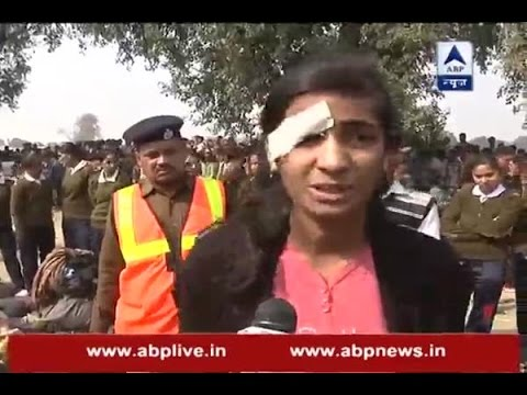 Ground Report from Patna-Indore express train derailment site